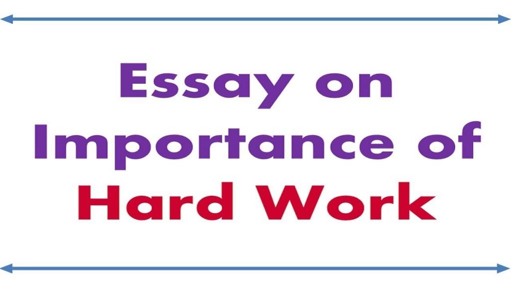 026 Essay Example Maxresdefault Hard Wonderful Work In Urdu Large