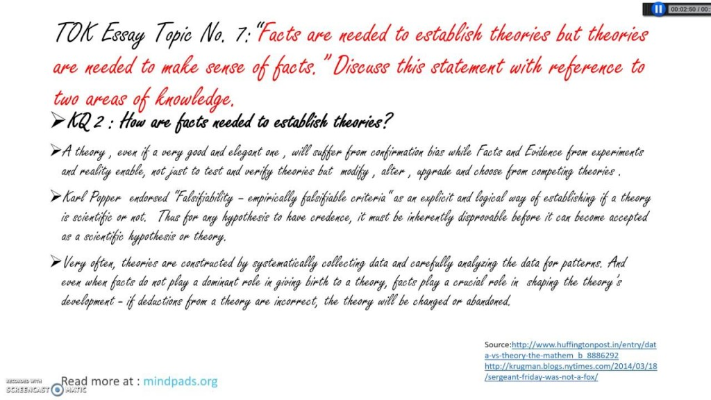 026 Essay Example Maxresdefault How To Write Wondrous A Tok Ib Mastery Reddit Large