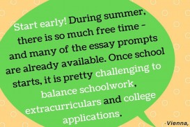 026 Essay Example Princeton Prompts Dreaded University Prompt 2016