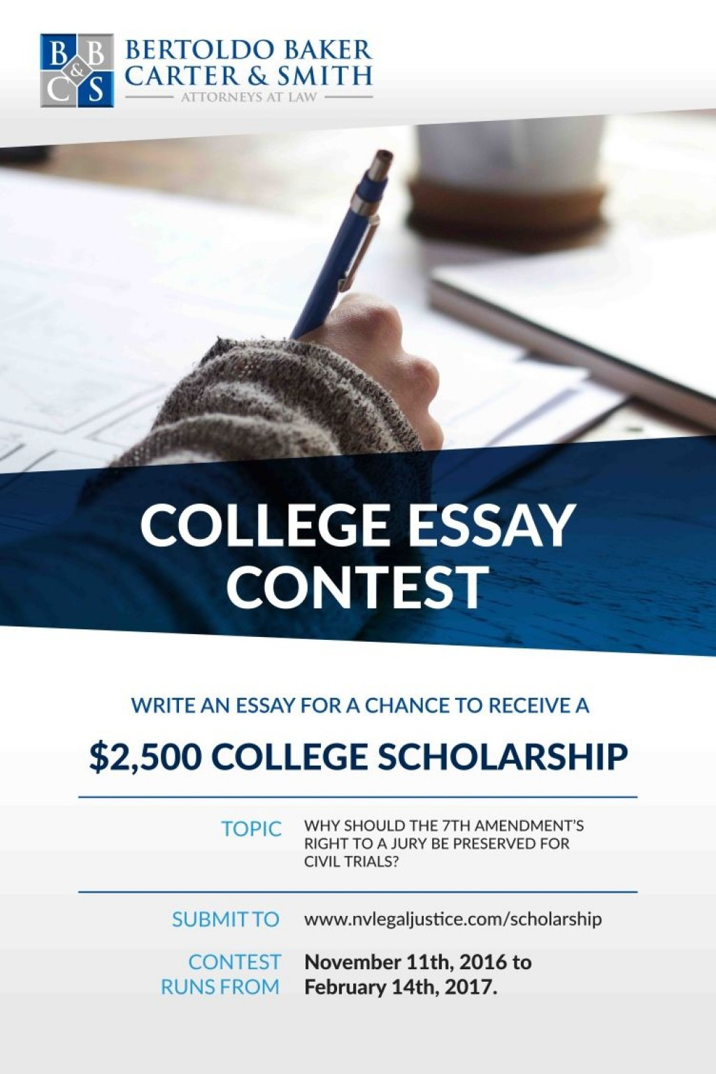 026 Essay Example Scholarship Astounding Contest Contests For High School Students 2019 Middle Large