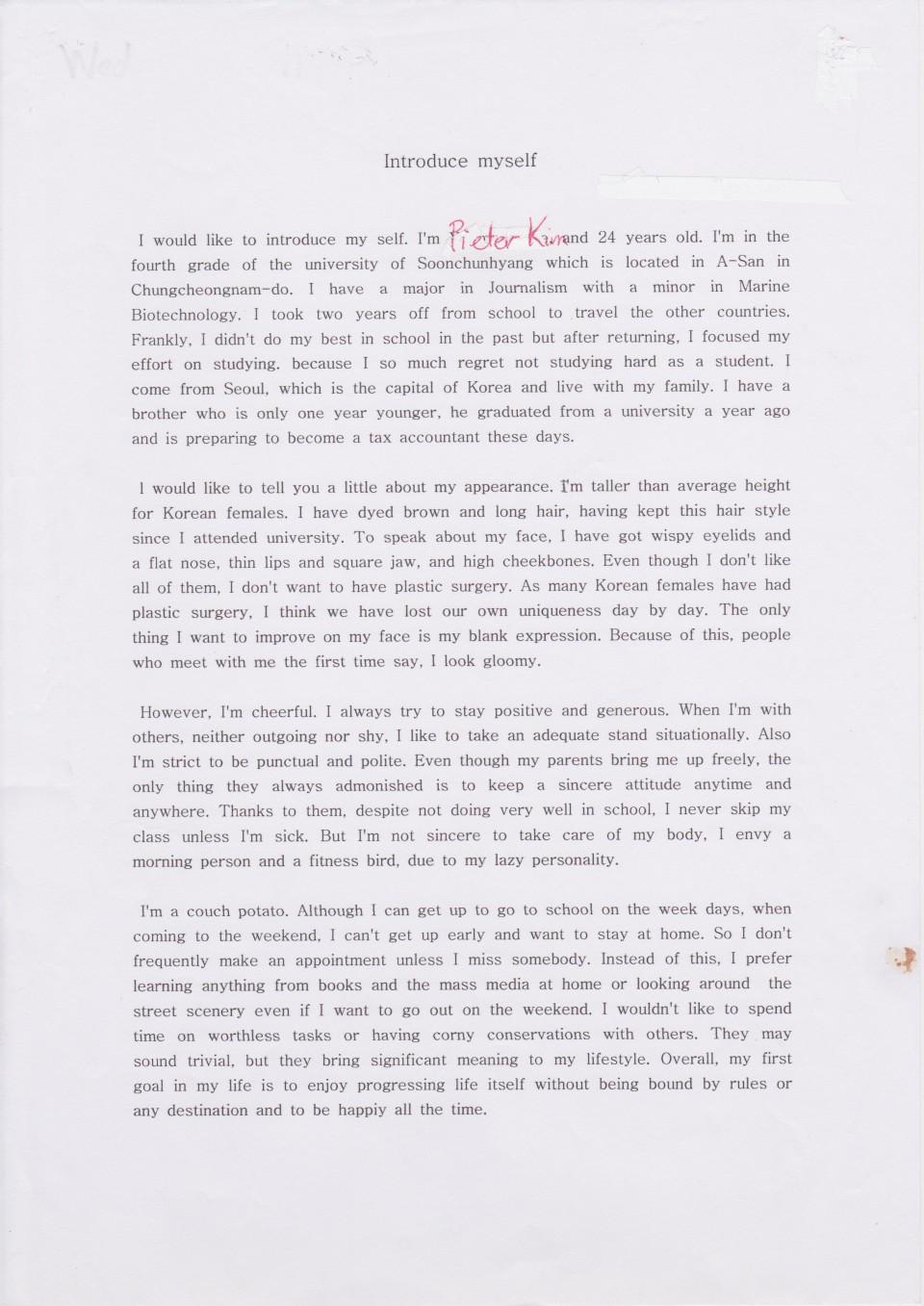 Purposes of historical essays