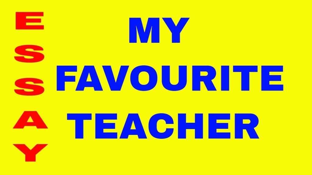 026 Maxresdefault Essay On Teacher Marvelous Teachers Day In Odia Argumentative Carrying Guns Importance Hindi Large