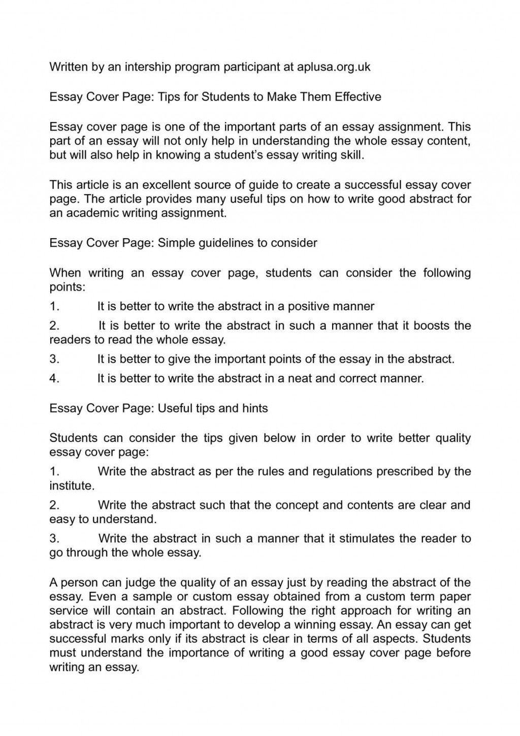 026 P1 Tips To Write Good Essay Marvelous A Narrative Persuasive In Exam Large