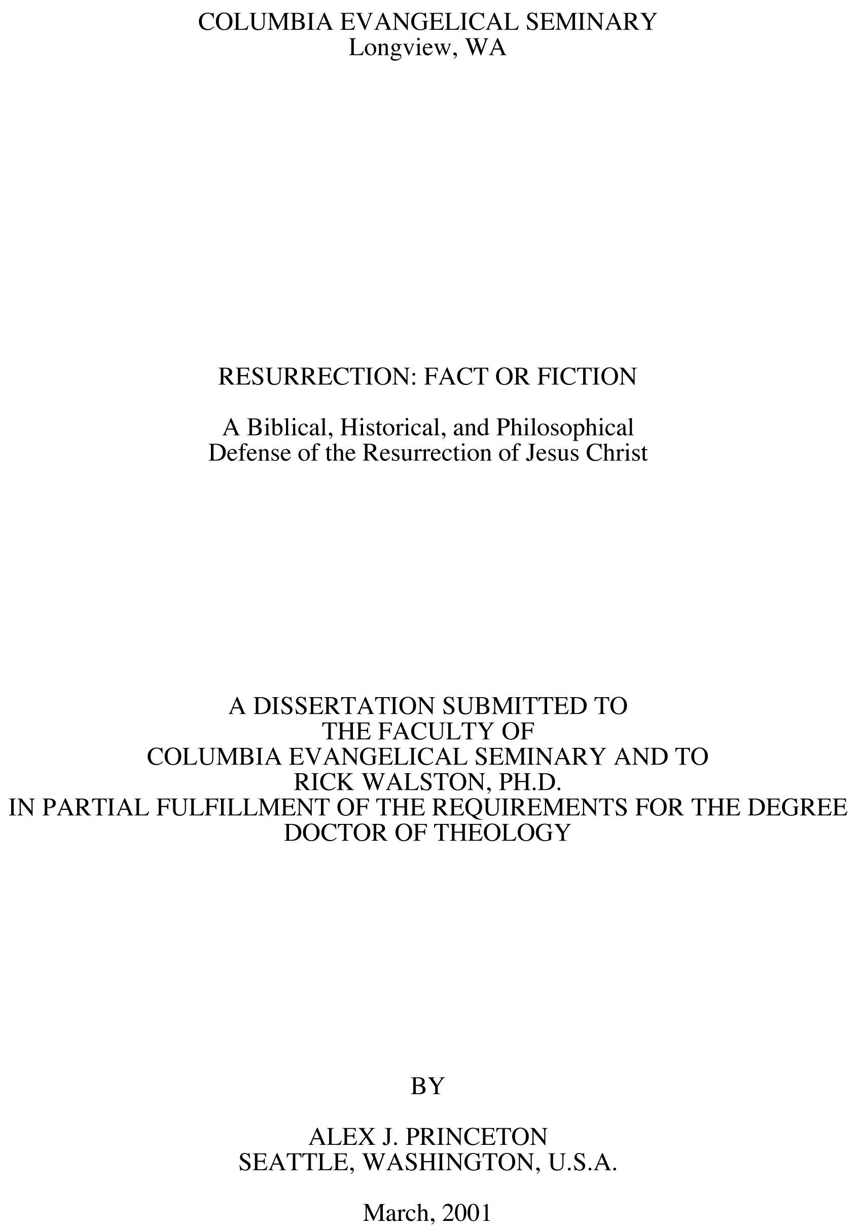 Rachel metalin thesis