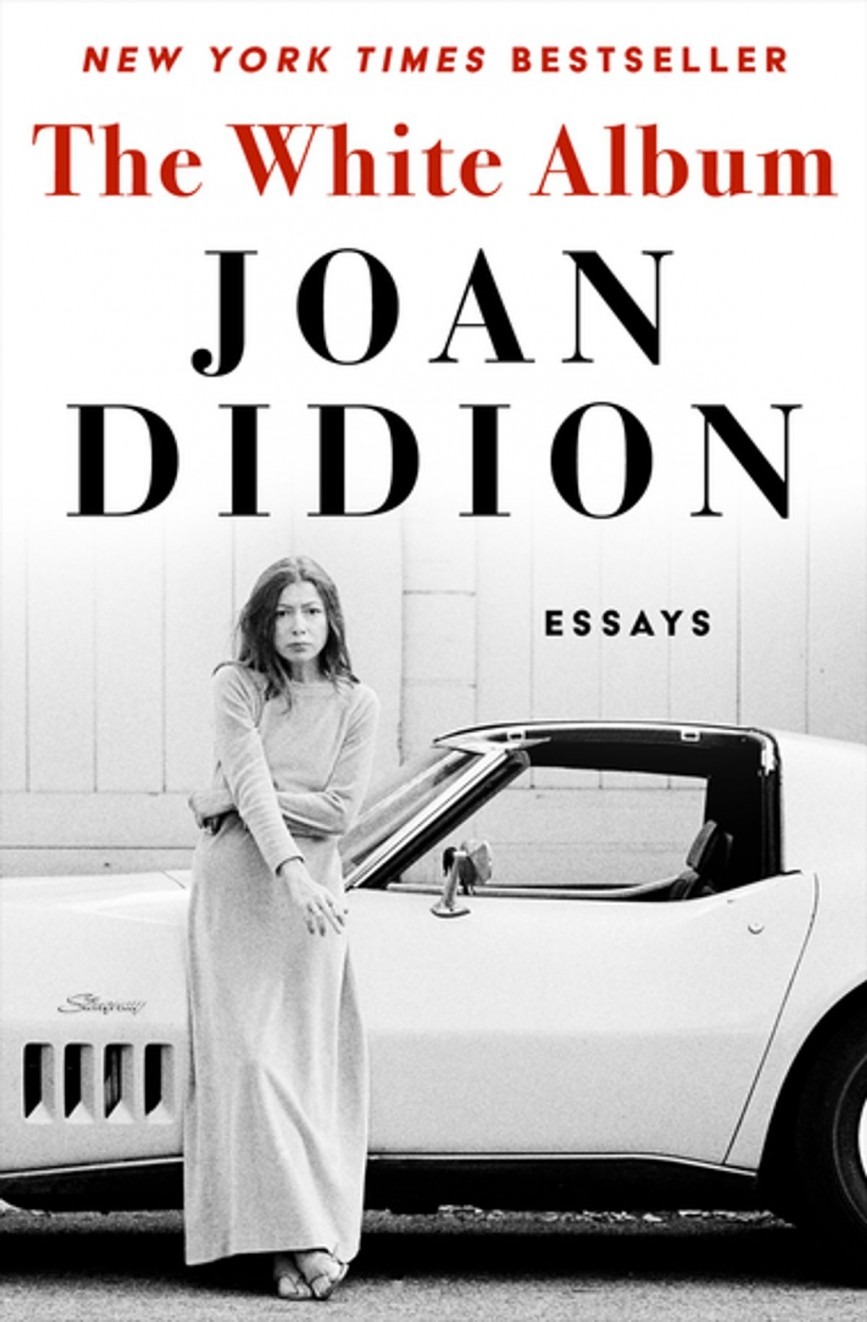 026 The White Album Essay Example Joan Didion Singular Essays Collections On Santa Ana Winds Amazon 868