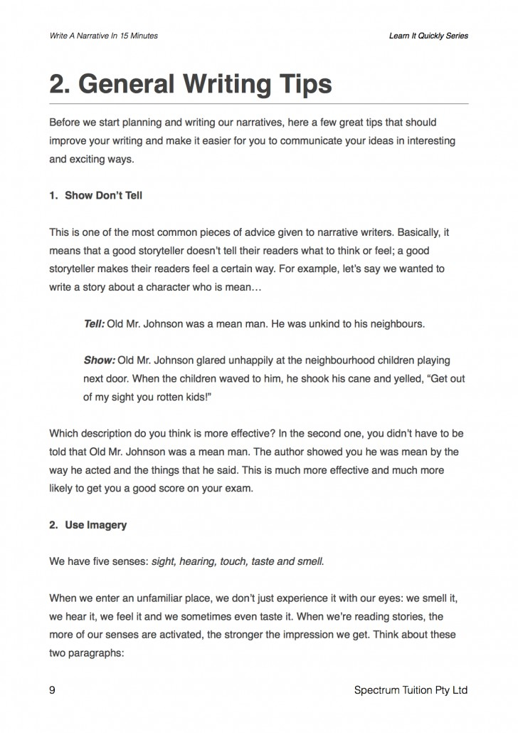 How To Write A Descriptive Essay About a Person?