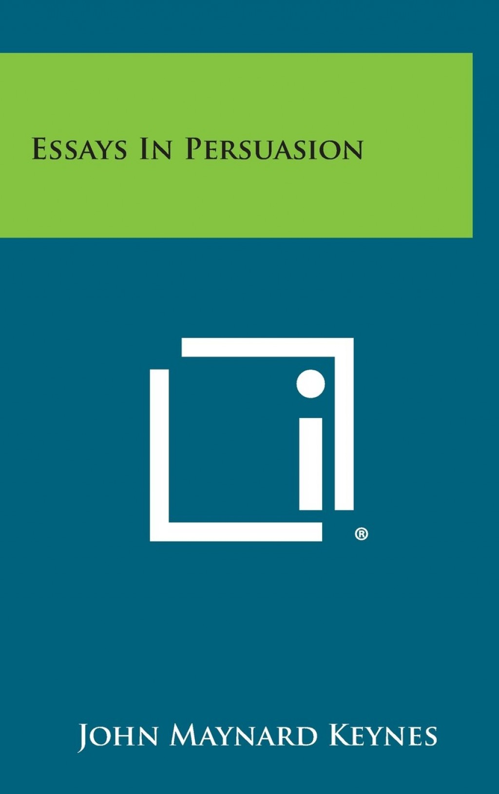 027 51xr5fg2batl Essay Example Essays In Remarkable Persuasion Keynes 1931 Wikipedia Summary Large
