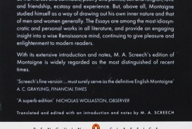 027 71qcf1ytpcl Michel Montaigne Essays Essay Frightening De On Experience Summary Quotes