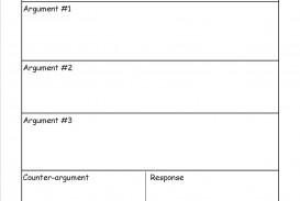 027 College Essay Organizer Example Surprising Application Graphic Organizers Argumentative