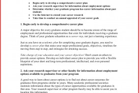 027 Educational And Career Goals Essay Example Goal Examples Unique Sample On Awesome Plans For Business Future 320