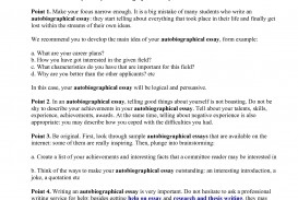 027 Essay Example Autobiography Of Telling About Yourself Luxury Unique For Highschool Students Pdf Bibliography Examples