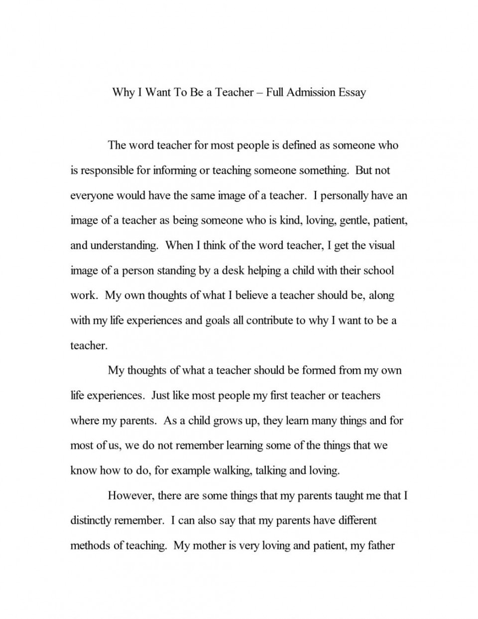 027 Essay Example College Admissions Formatading Examples And Forms Personal Www Tourismportdouglas Augbimages19300 Sample Application Papers Entrance Margins 1048x1356 Incredible Heading Format 960