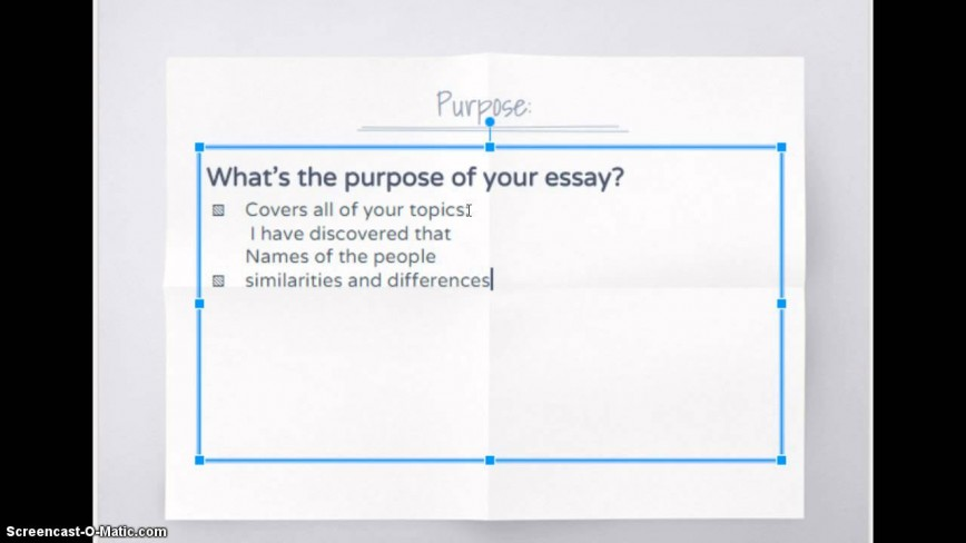 027 Essay Example Compare And Contrast Structure Stupendous Ppt Point By Method Block