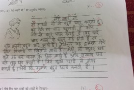 027 Essay Example My Mom Astounding On Mother In Hindi For Class 5 The Moment Of Success Narrative 1