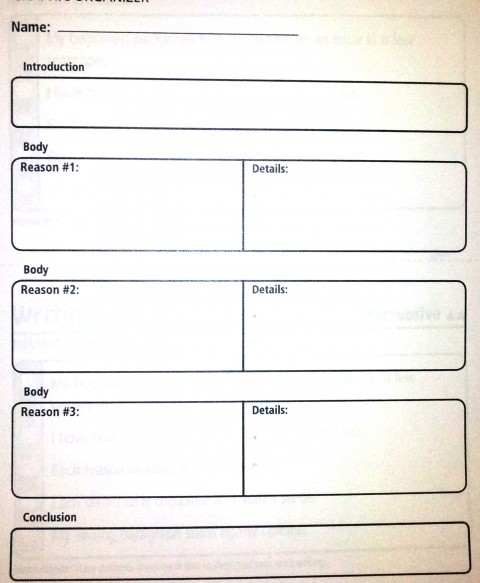 027 Essay Example Paragraph Outline Persuasive Graphic Organizer Complex Amazing 5 Five Pdf Template Printable Topics 5th Grade 480