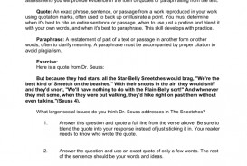 027 Essay Example Paraphrase 009034163 1 Stirring Means On Criticism Paraphrasing Topics