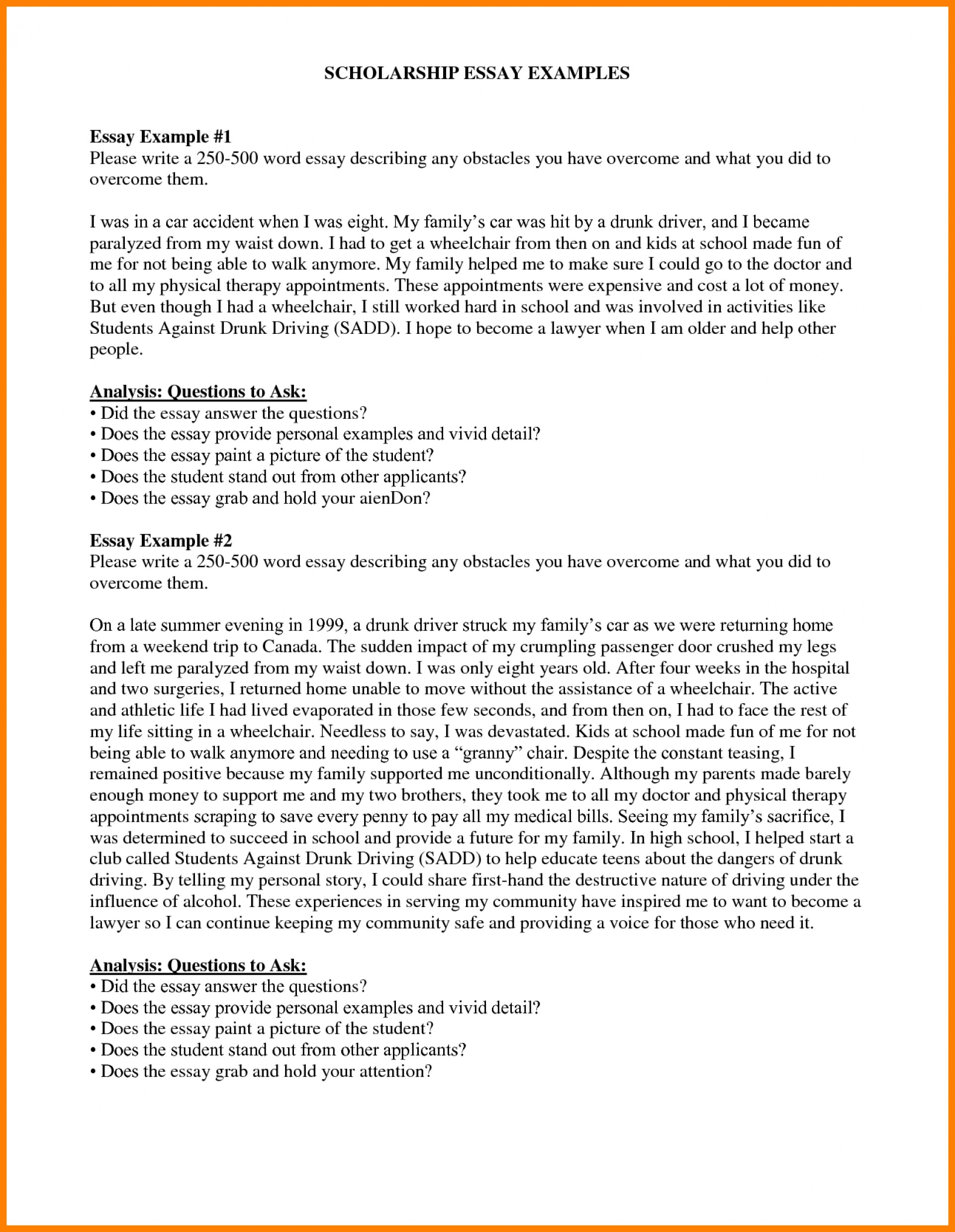 027 Example Scholarshipon How To Write Essay For Simply Tossed Aside Because The Time You Tips Inside Sales Volume Staggering Scholarship Application Samples Why Deserve Questions 1920
