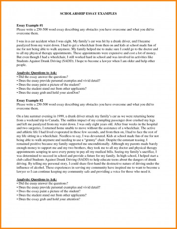 027 Example Scholarshipon How To Write Essay For Simply Tossed Aside Because The Time You Tips Inside Sales Volume Staggering Scholarship Application Mba Sample College Ideas 360