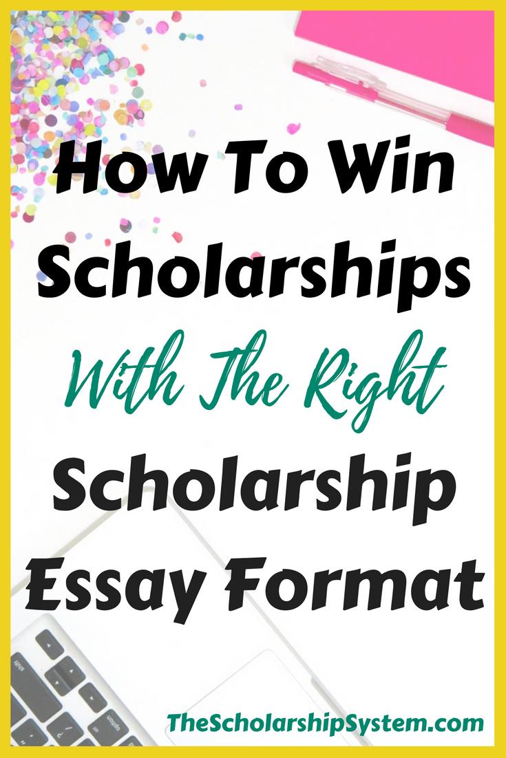 027 Format Scholarship Essay Sensational Sample College Essays For Writing Full