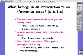 027 How To Write Informative Essay Example An Incredible Conclusion Ppt 4th Grade