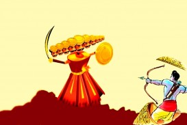 028 Essay Example On Dussehra Festival In English Happy Surprising