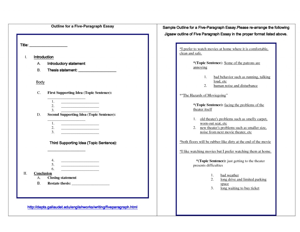 028 Essay Example Paragraph Topics Bunch Ideas Of Outline Persuasive Template Az Unique Best 5 For High School Middle 960
