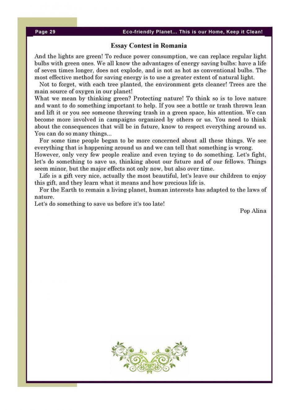 028 Green Earth Essay Jvpo Save Water In Hindi Small On Wikipedia Marathi Language English 936x1323 Awful Life Tamil Gujarati Full