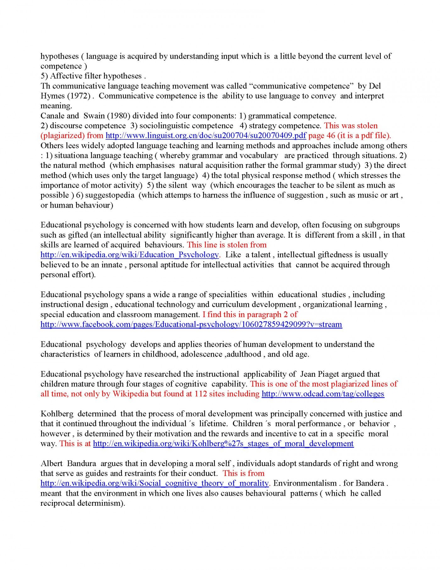 028 Initial Essay Read And Graded Page 2 Checker Shocking College Free Punctuation H 1400