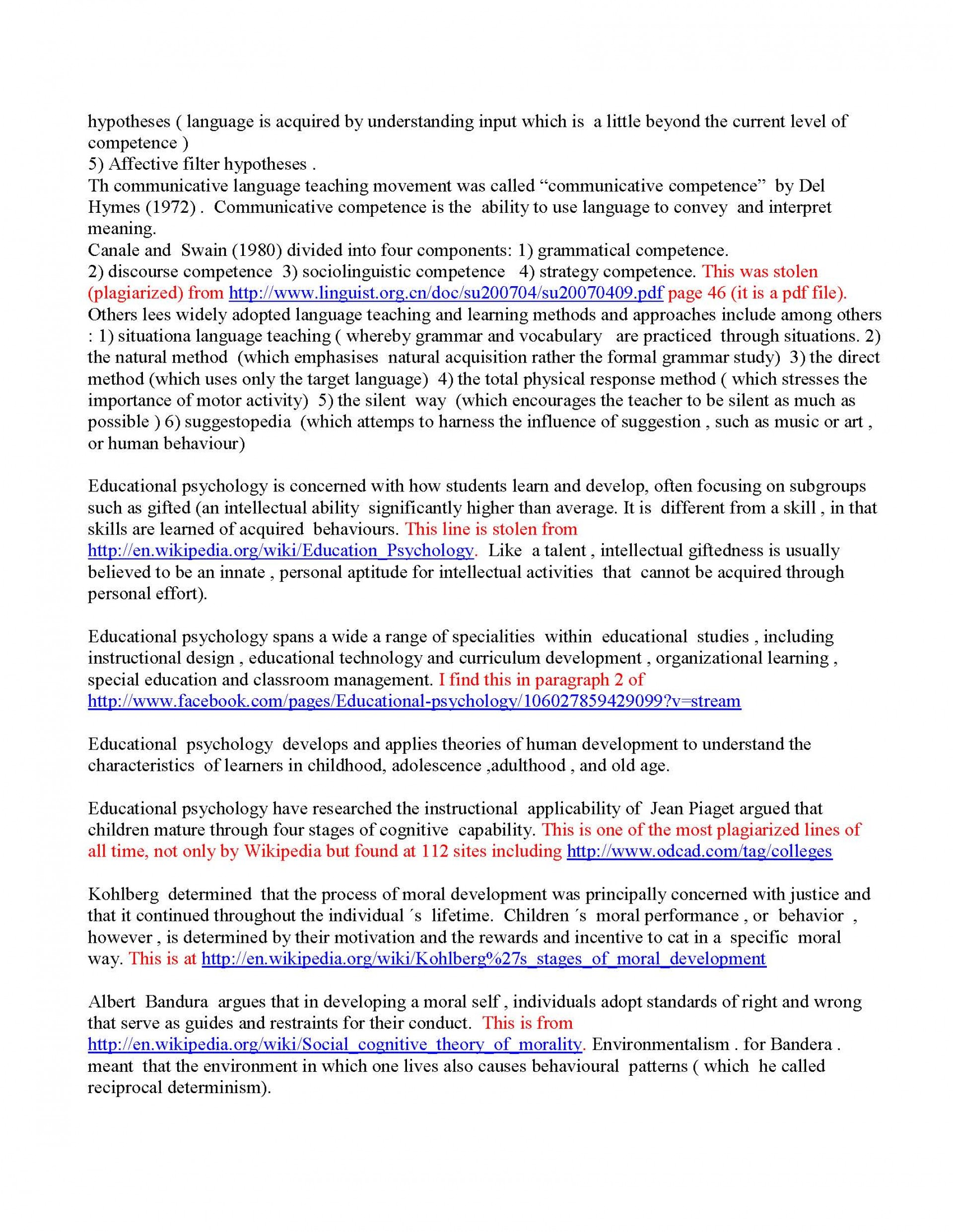 028 Initial Essay Read And Graded Page 2 Checker Shocking Plagiarism Online Grammatical Free Software College 1920