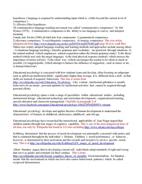 028 Initial Essay Read And Graded Page 2 Checker Shocking College Free Punctuation H 480
