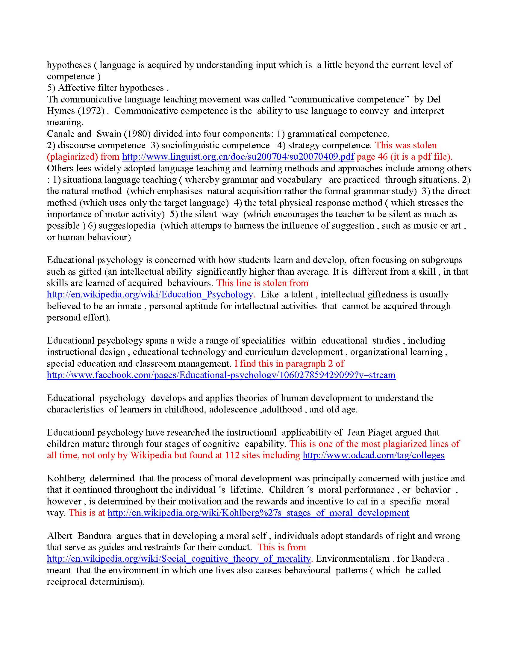 028 Initial Essay Read And Graded Page 2 Checker Shocking College Free Punctuation H Full
