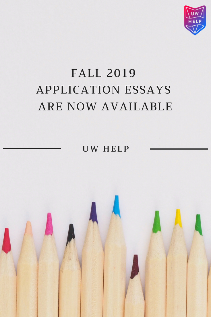 028 Uw Application Essay Incredible Madison Examples Transfer Full