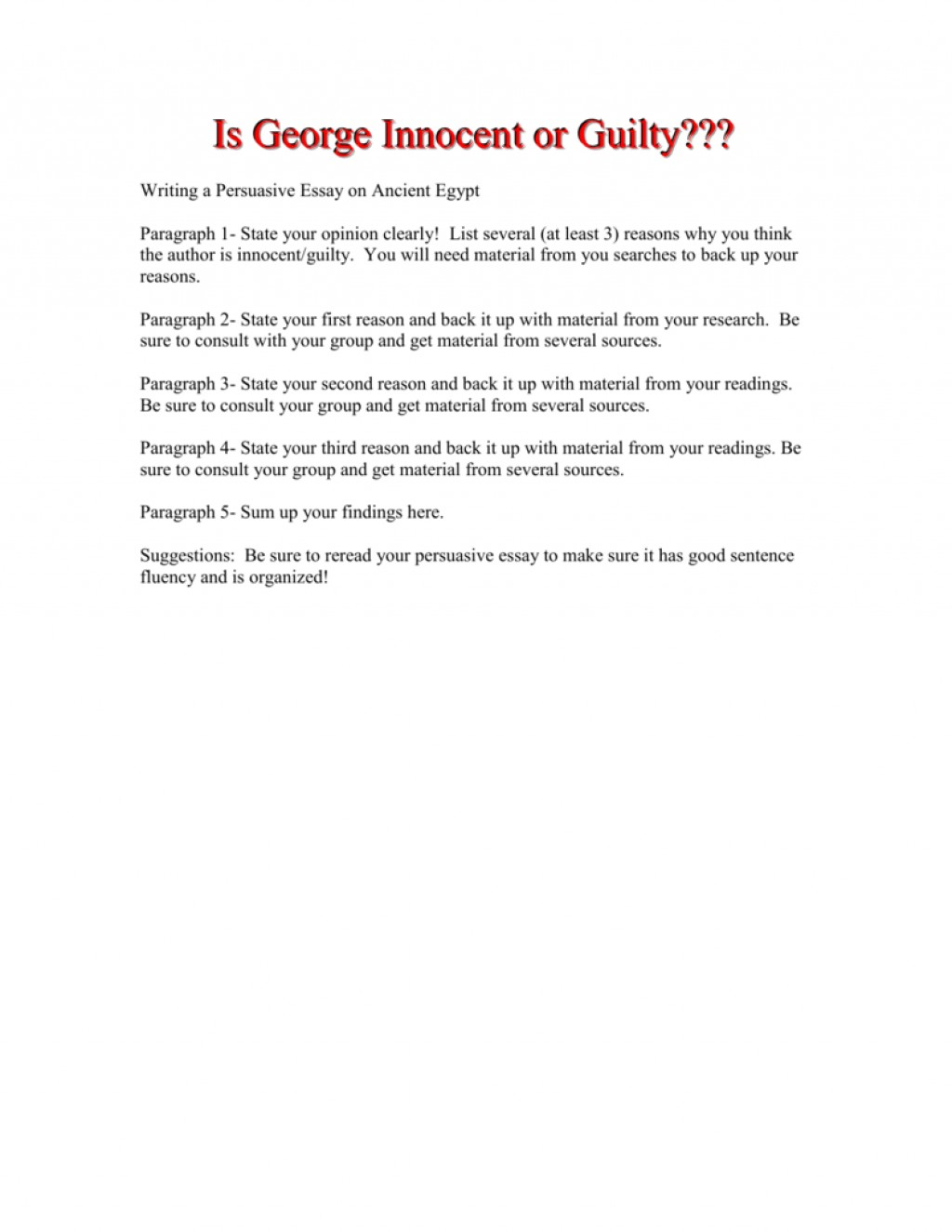 029 Persuasive Essay 007610813 2 Formidable A About Healthy Food Thesis Statement For On Bullying Large