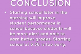 029 Why School Should Start Later Essay Example 295715b8bc 1464650221747 Excellent Reasons In The Morning Persuasive